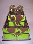 Chocolate box (green)