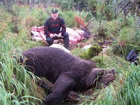 Doug White-Bear Attack