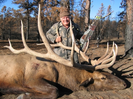 Walter Tate-Mark's Montana Hunts