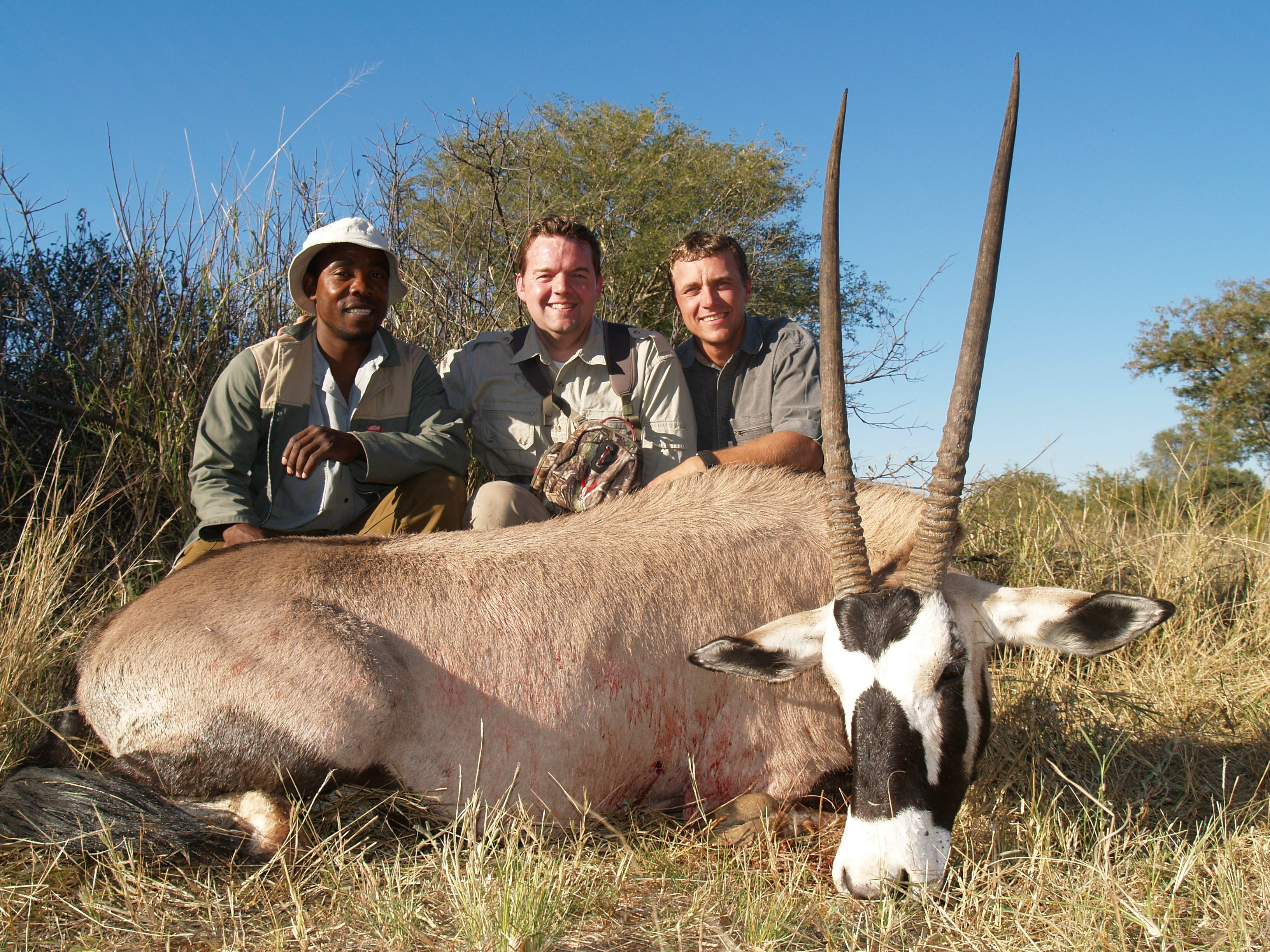 African Animals with Long Horns http://thegreatwhitehunter.wordpress.com/category/big-game/international/africa/